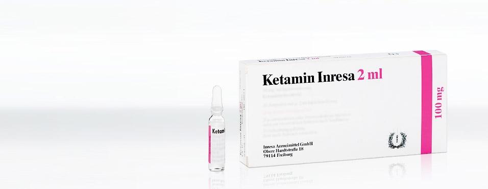 Ketamin Inresa 2 ml