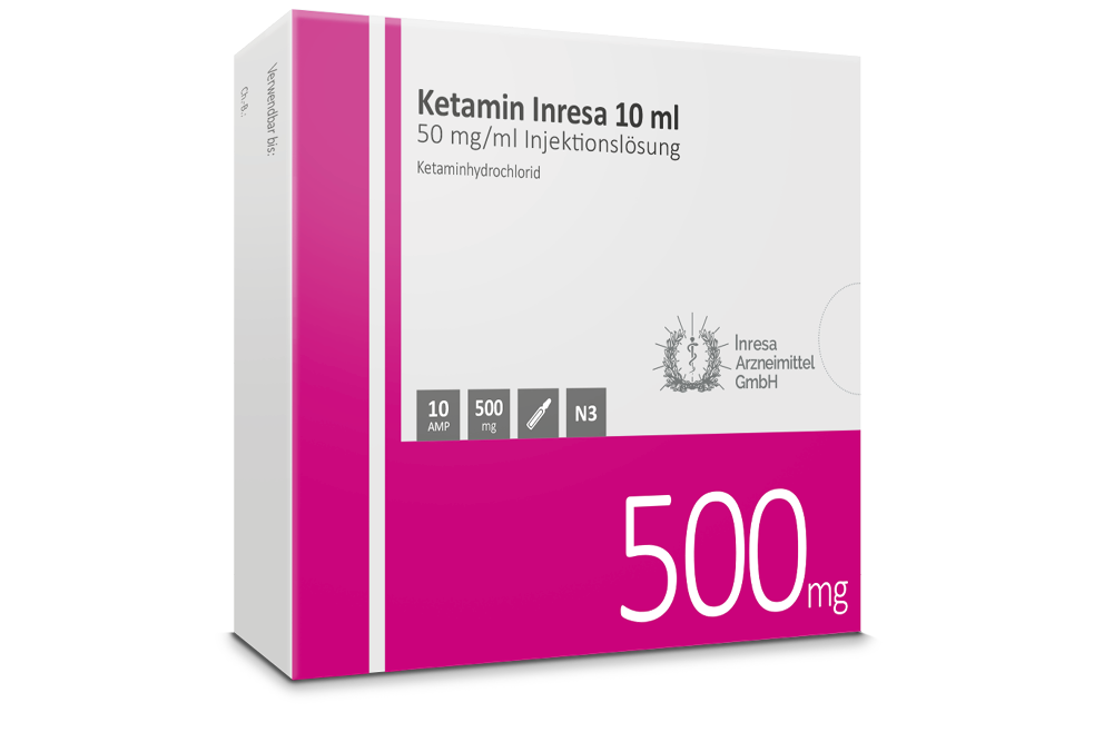 Ketamin Inresa 10 ml