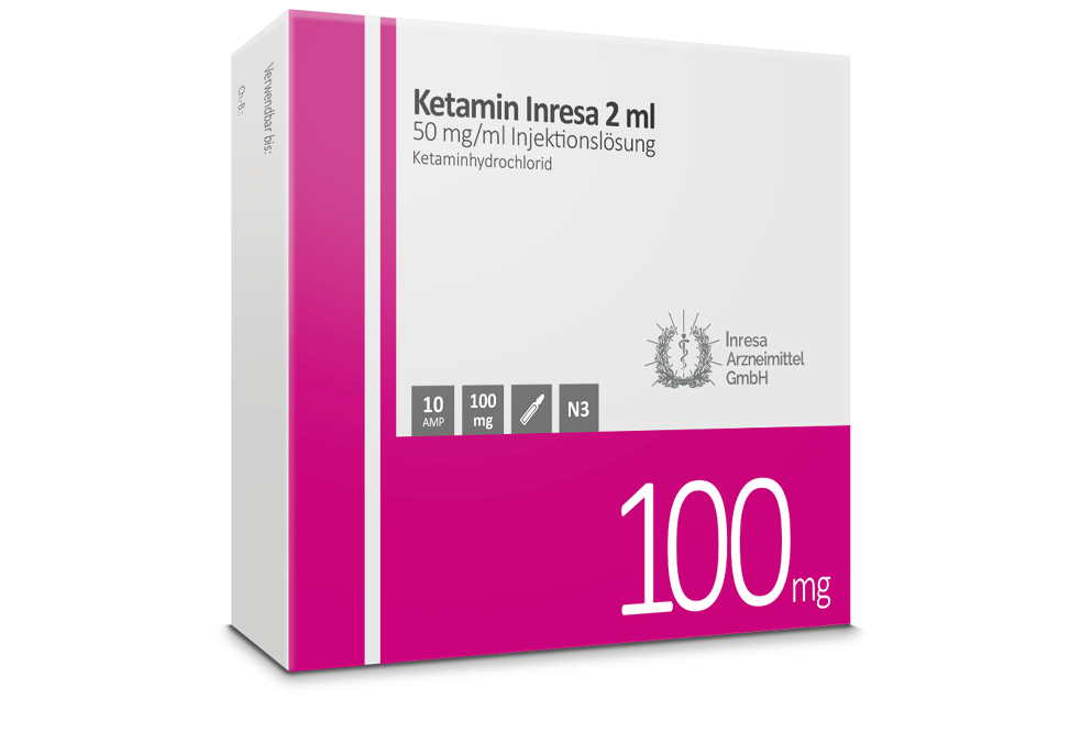 Ketamin Inresa 2 ml