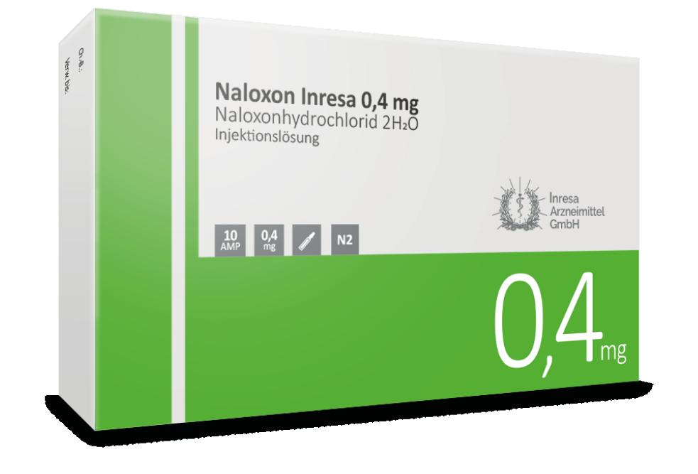 Naloxon Inresa 0,4 mg