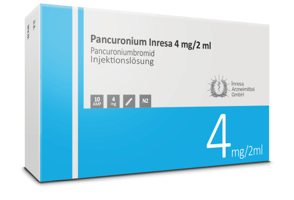 Pancuronium Inresa