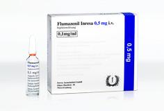 Flumazenil Inresa 0,5 mg i.v.